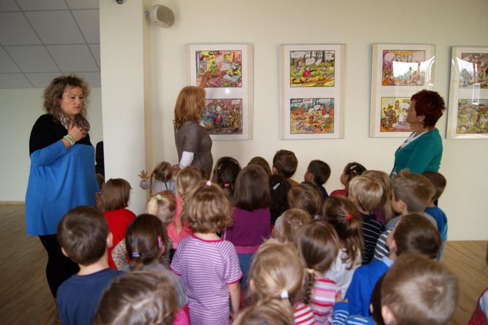 Zabezpieczony: Rumianki i Iskierki w Miejskim Ośrodku Kultury