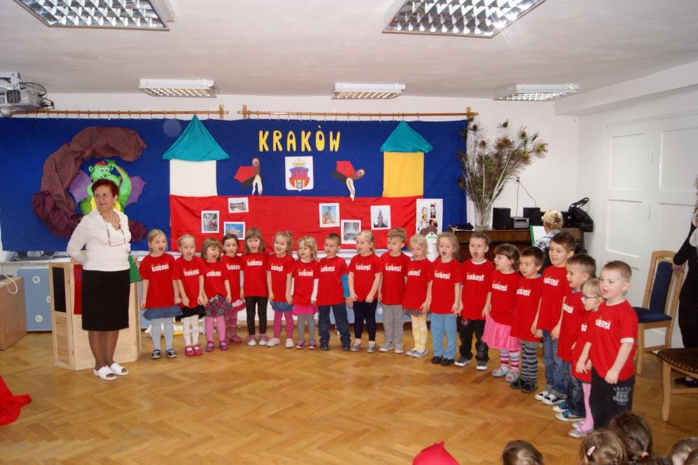 Zabezpieczony: Dzień krakowski w przedszkolu