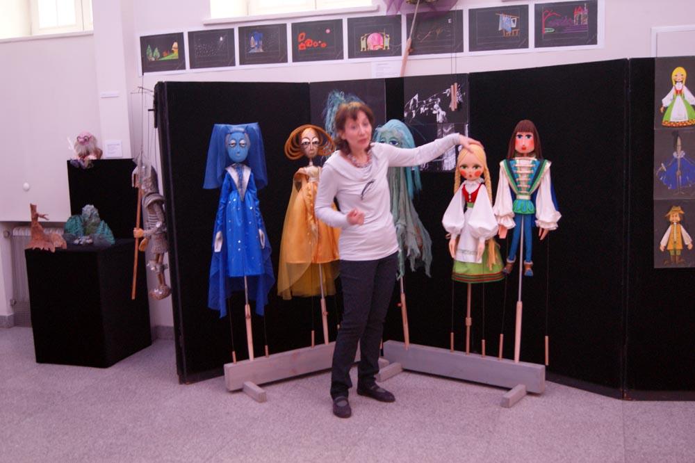 Zabezpieczony: Teatr lalkowy Baj w Warszawie