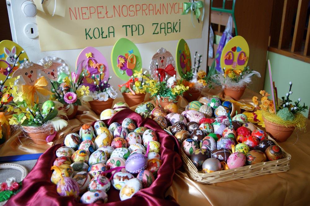 Zabezpieczony: Kiermasz Wielkanocny