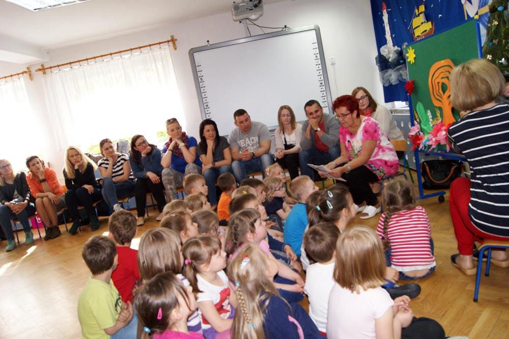 Zabezpieczony: Zajęcie otwarte dla rodziców i zebranie – Iskierki