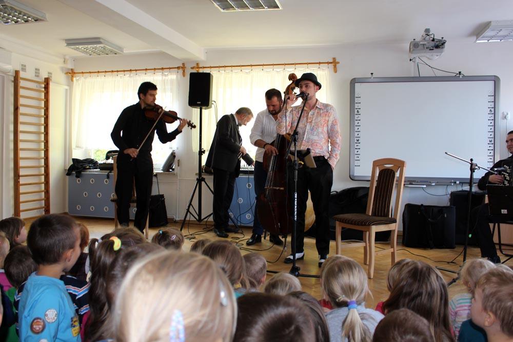 Koncert Muzyki Cygańskiej