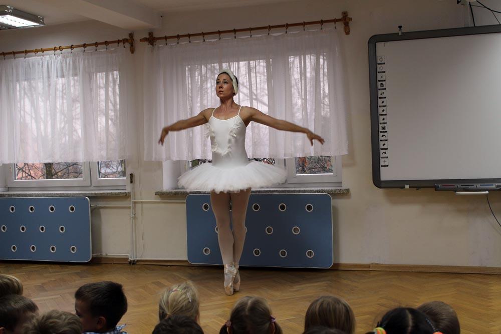 "Koncert ""Historia baletu"""