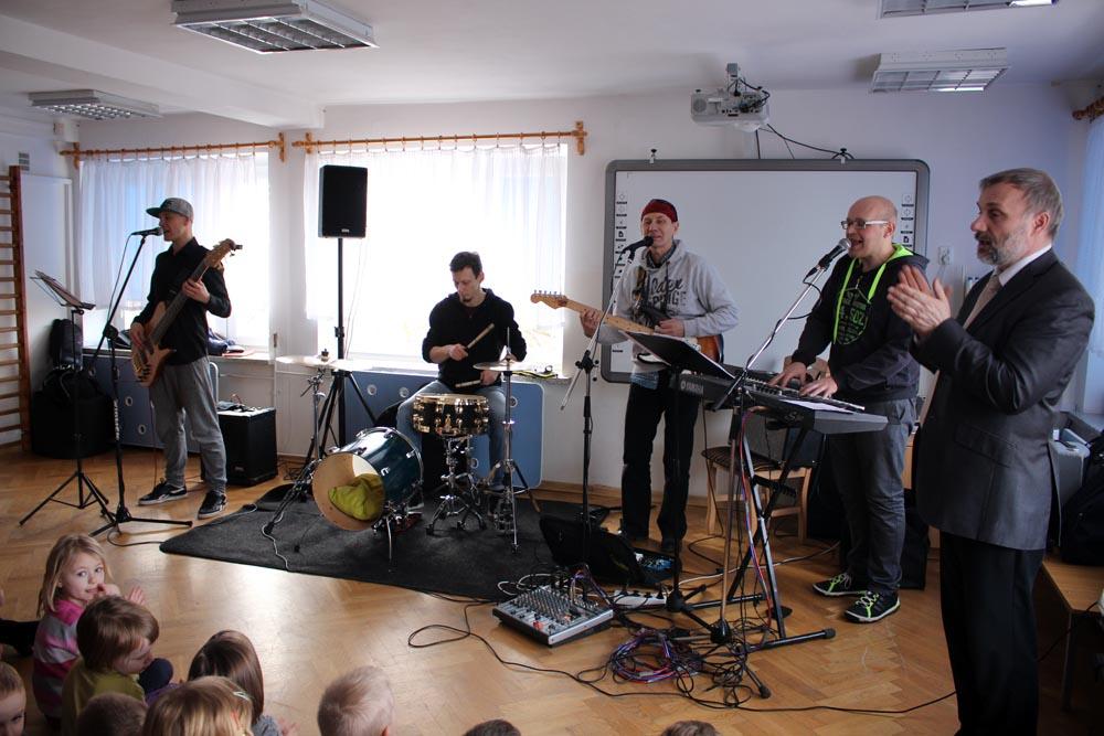 Koncert karnawałowy – muzyka rozrywkowa