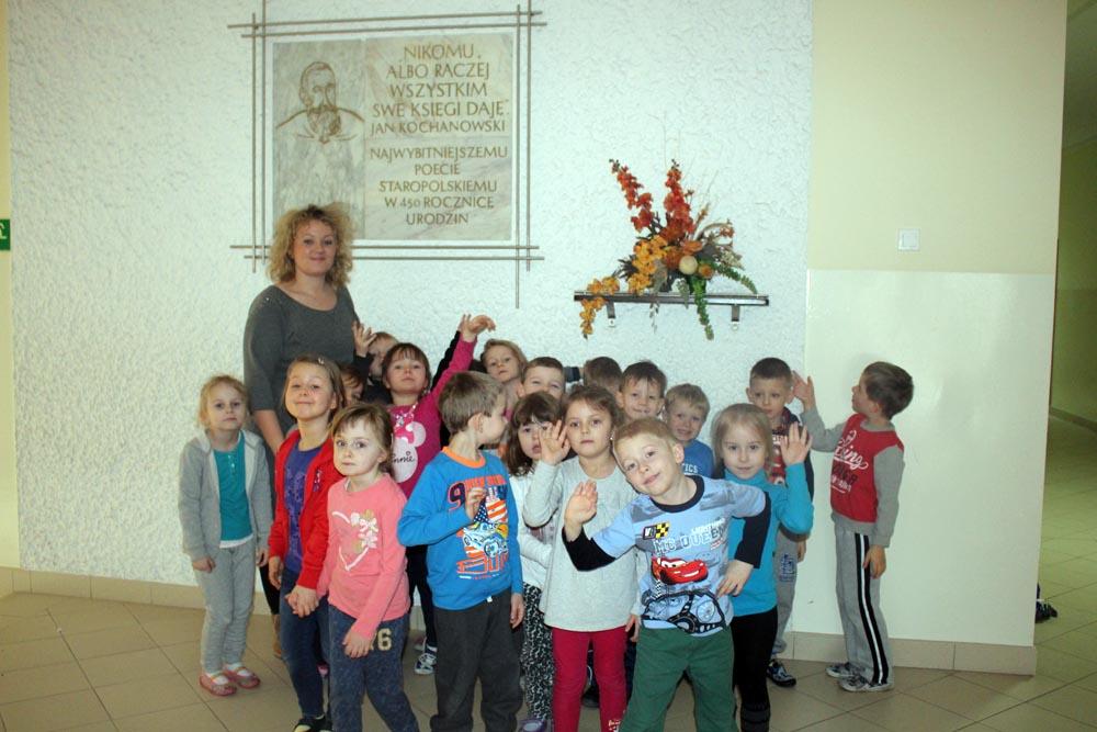 Wycieczka do Szkoły Podstawowej nr2 – Rumianki