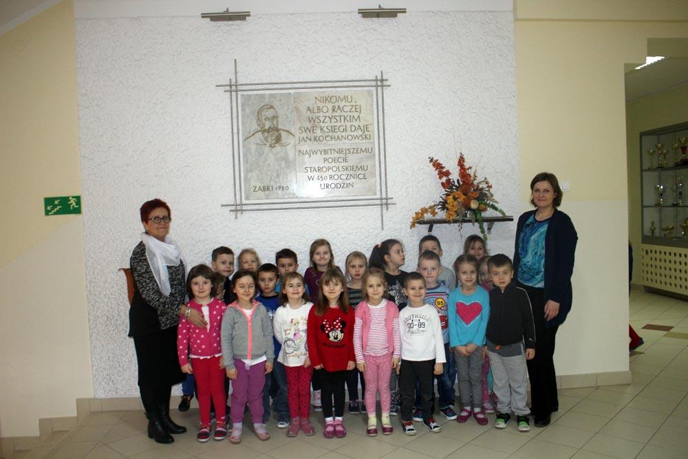 Wycieczka do Szkoły Podstawowej nr2 – Iskierki