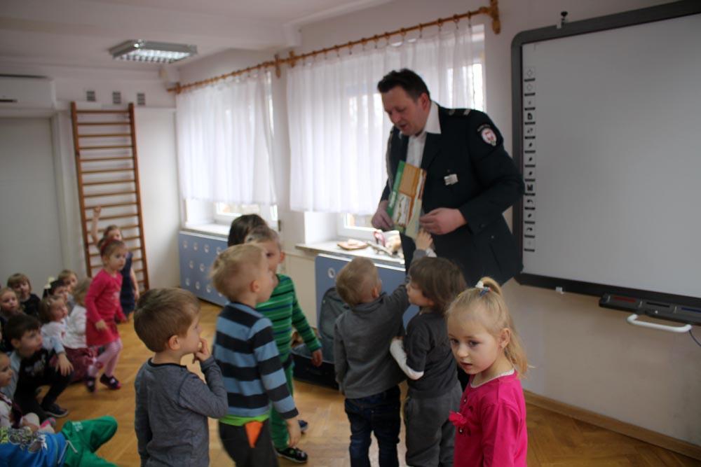 Spotkanie z pracownikiem Urzędu Celnego Lotniska Chopina w Warszawie
