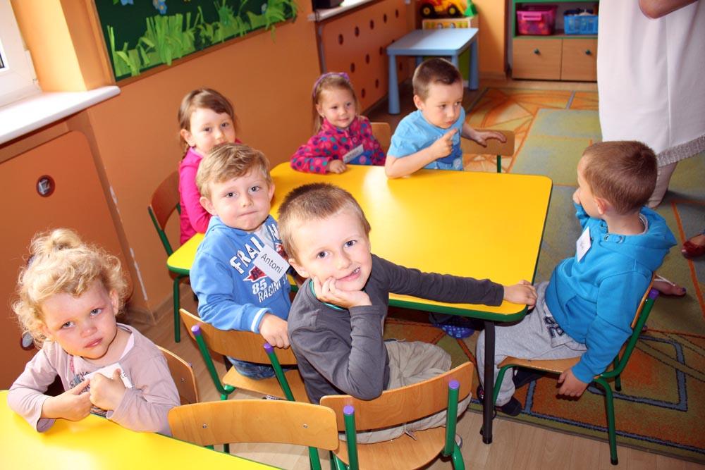Spotkanie z przyszłymi przedszkolakami w ramach programu adapcyjnego