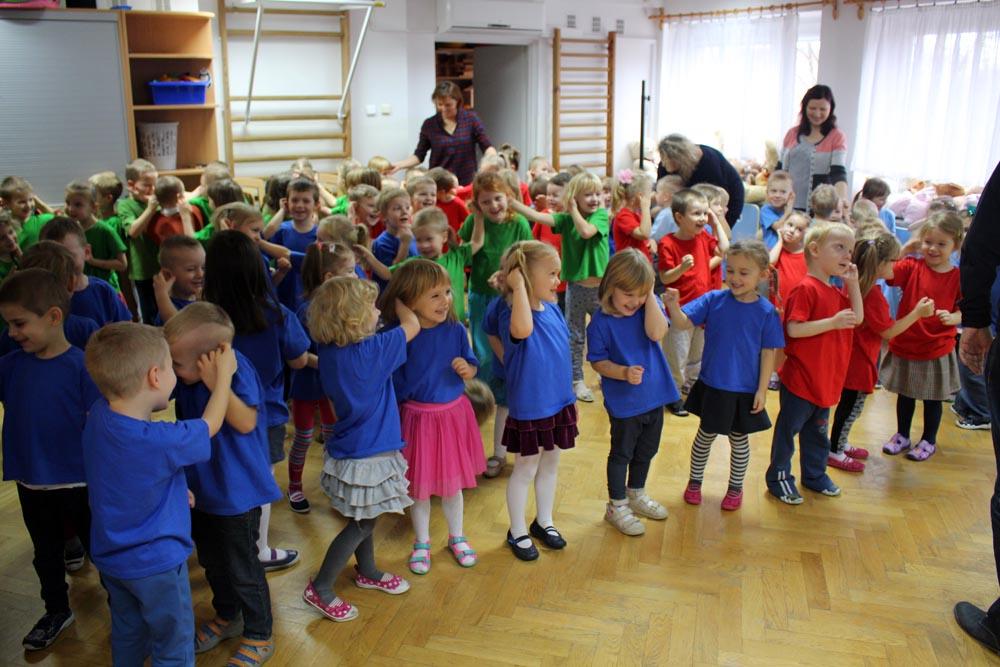 Uroczyste obchody Międzynarodowego Dnia Praw Dziecka połączone ze Świętem Pluszowego Misia