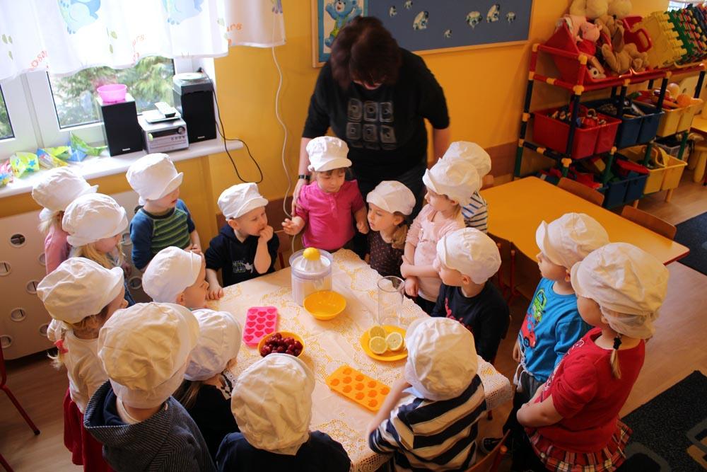Doświadczenia kulinarne w Kryształkach