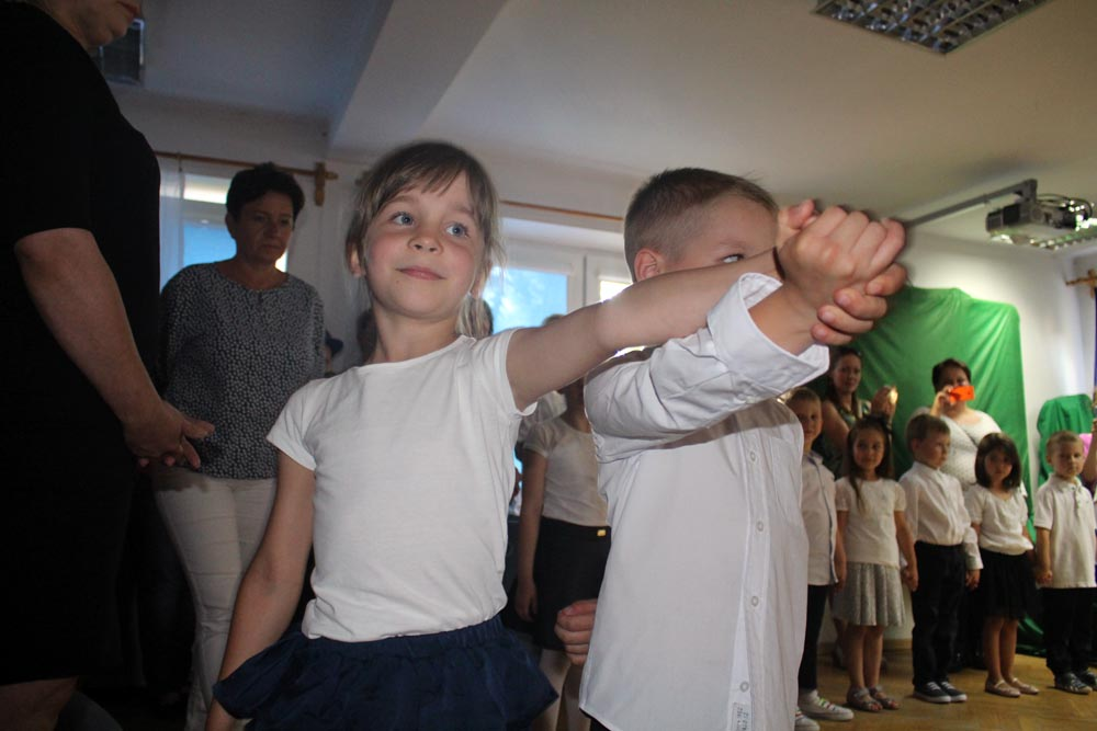 Uroczyste Zakończenie Roku – Szafirki i Gąsieniczki