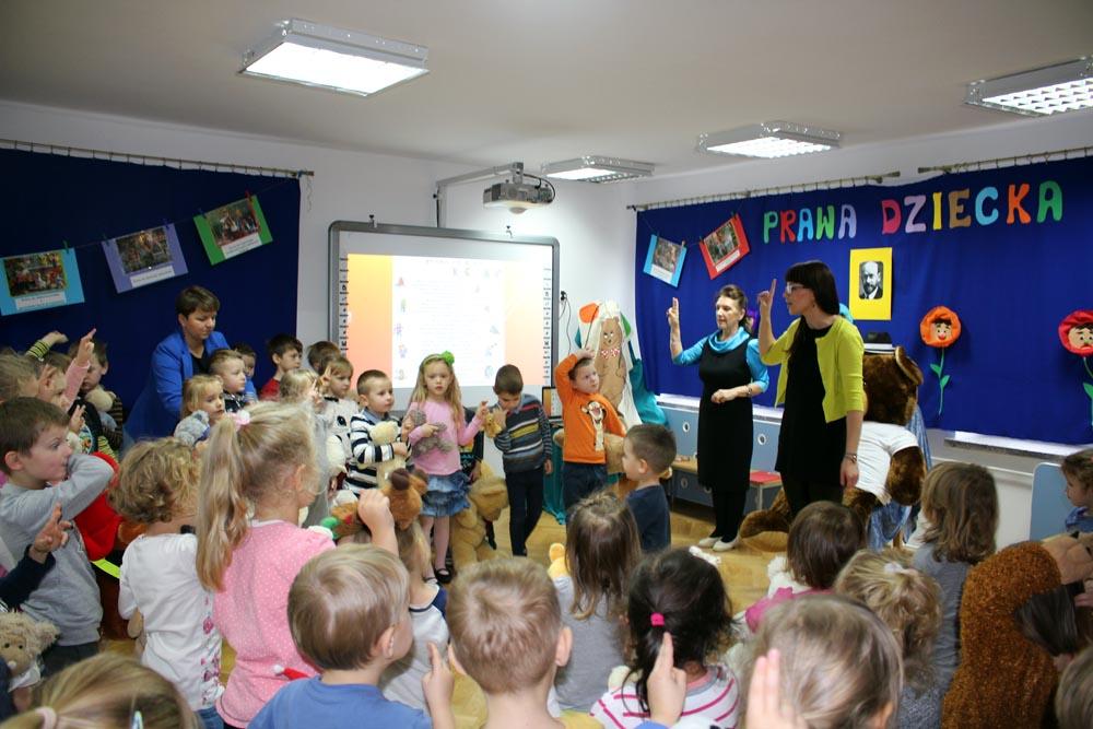 Święto Pluszowego Misia i obchody Międzynarodowego Dnia Praw Dziecka