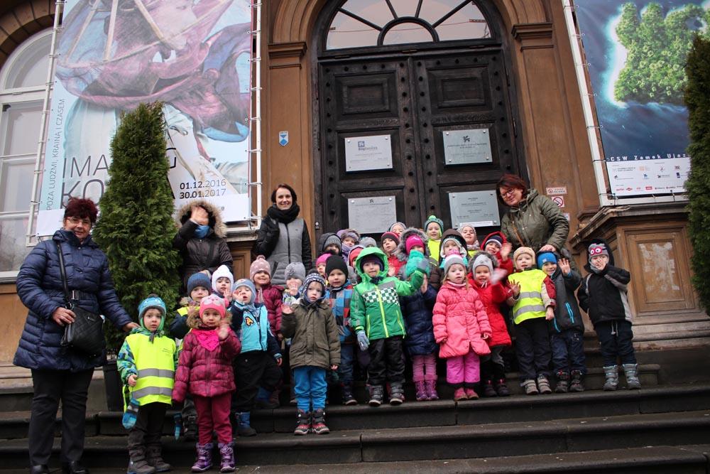 Wycieczka w poszukiwaniu św. Mikołaja w Muzeum Etnograficznym