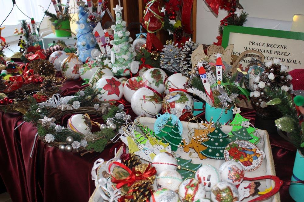 Kiermasz ozdób świątecznych TPD