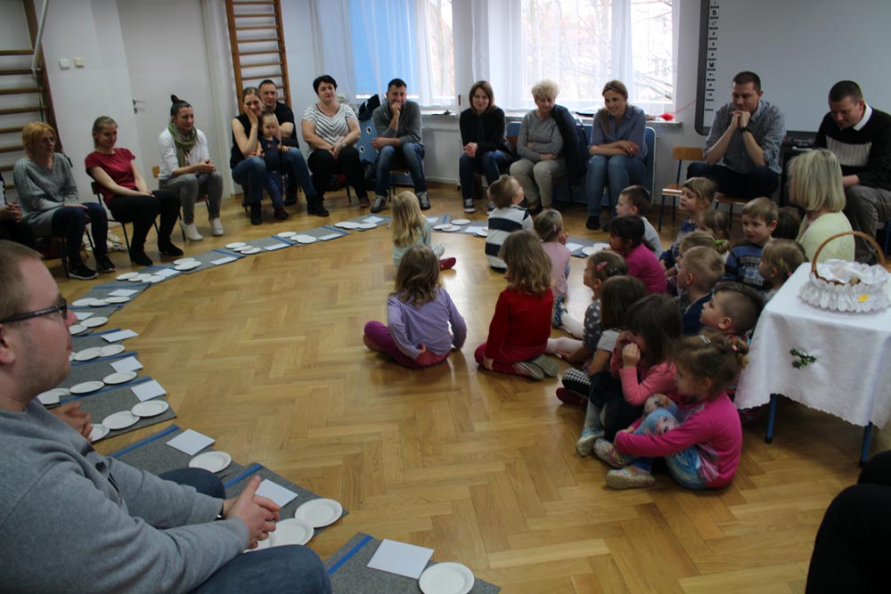 Zajęcia otwarte dla rodziców – Groszki