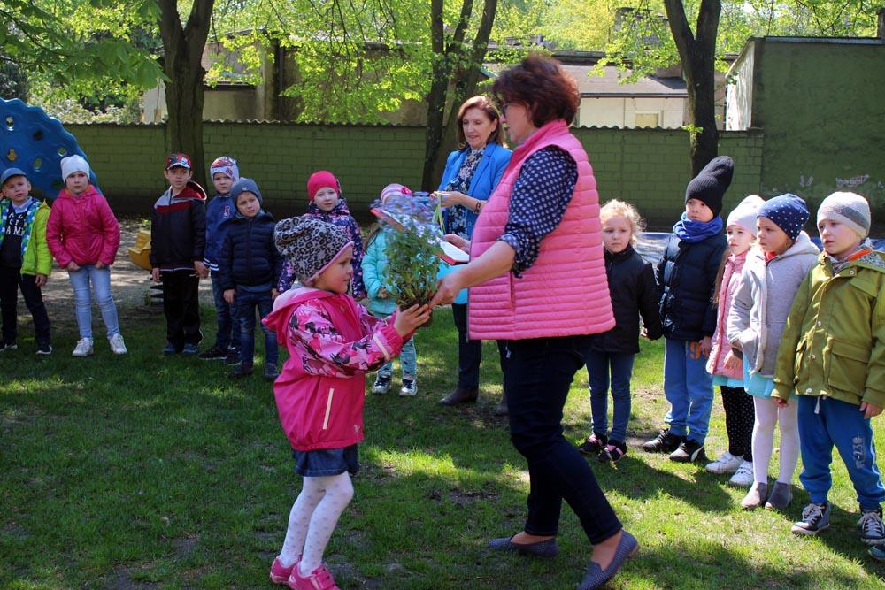 Ekologiczne Święto Polskiej Niezapominajki