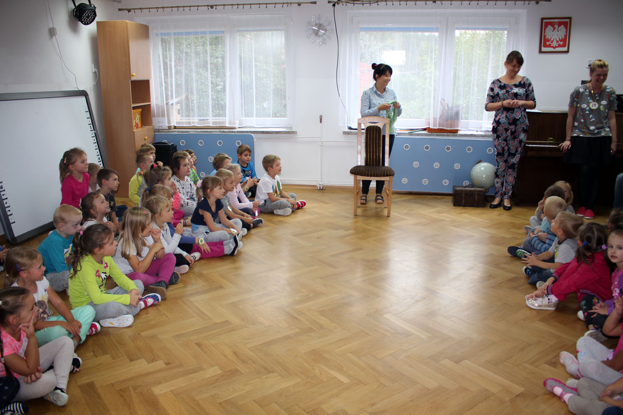 Święto Pieczonego ziemniaka w Dniu Przedszkolaka – uroczystość wewnątrz przedszkolna