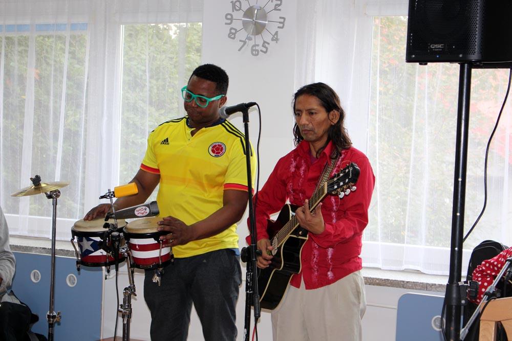 Koncert muzyki latynoamerykańskiej