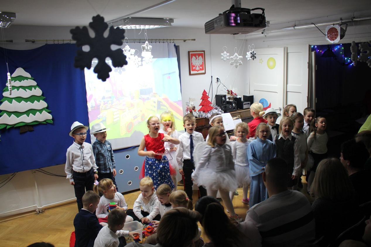 Spotkania opłatkowe w Szafirkach, Maczkach i Groszkach