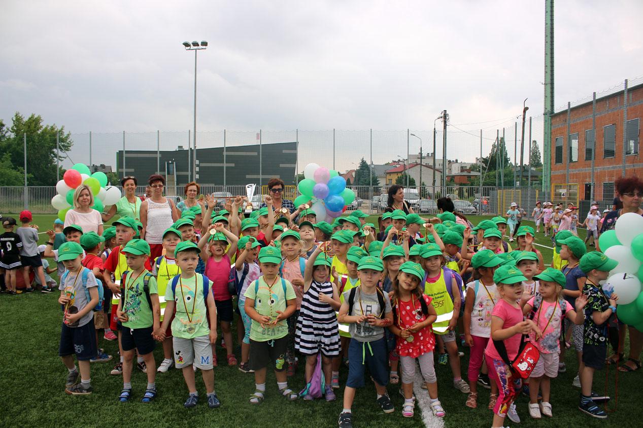 Międzyprzedszkolna Olimpiada Przedszkolaków