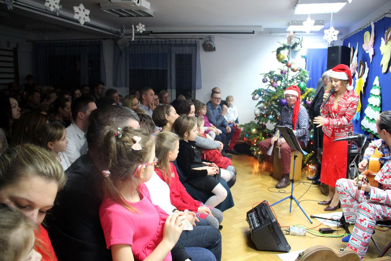 Koncert wigilijny i spotkania świąteczne
