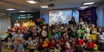 Uroczyste obchody Międzynarodowego Dnia Praw Dziecka połączone z Dniem Pluszowego Misia
