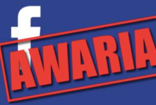 Awaria Facebooka!