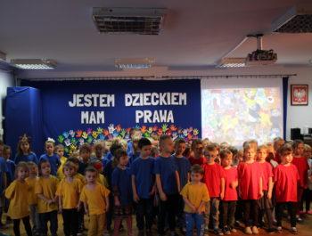 Uroczystość z okazji Dnia Praw Dziecka połączona ze Świętem Pluszowego Misia